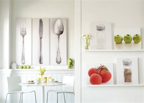 Kitchen Wall Decor Ideas Diy by Kitchen Kitchen Wall Decorating Ideas Do It Yourself