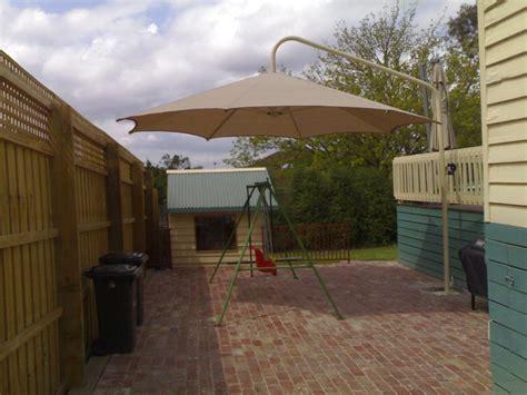 Patio Umbrellas Melbourne Cantilever Umbrellas Melbourne Yarra Shade Co