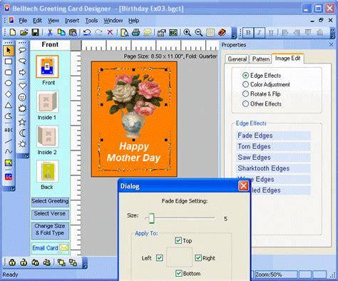 aplikasi desain kartu ucapan just sharing download software kartu ucapan belltech
