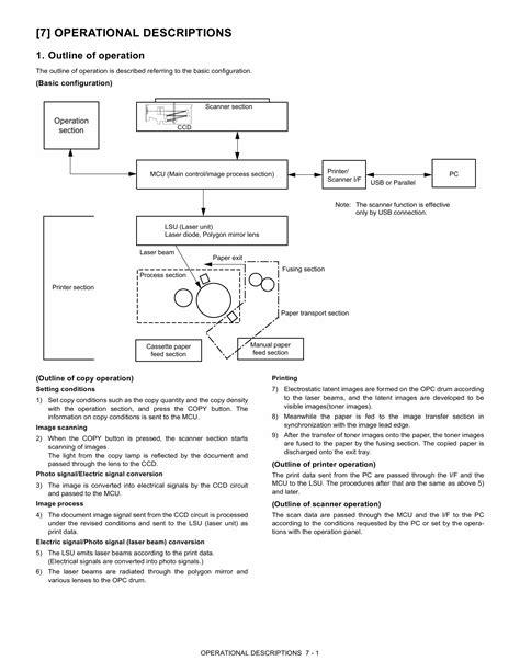 Toshiba E Studio 120 150 Dp1210 1510 Service Manual