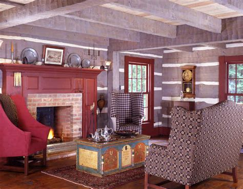 Cabin Color Schemes Interior by Hearthstone Log And Timber Frame Homes