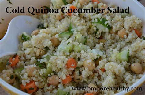 cold salad cold quinoa salad when it s so damn hot bmoore healthy