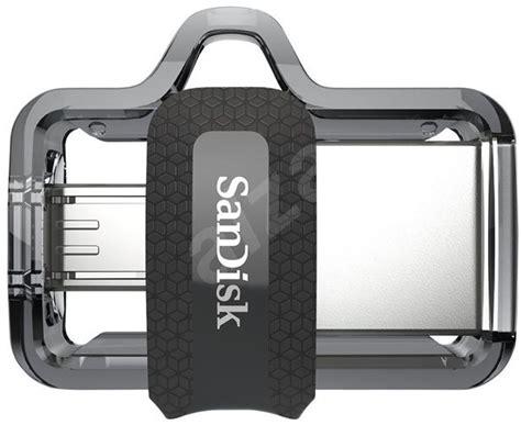 Flashdisk Sandisk 16 Gb Ultra Dual Usb Drive Otg Flash Disk 16gb Ori sandisk ultra dual usb drive m3 0 16gb flash disk alza cz