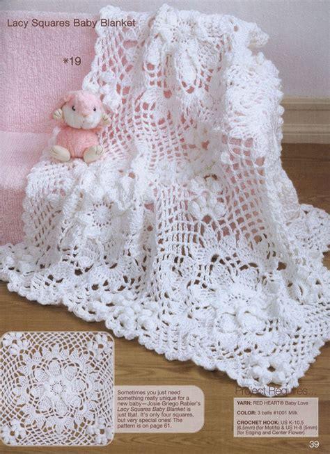 crochet pattern x lace squares crochet baby blanket crochet kingdom