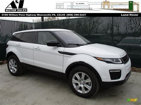 white land rover interior 2016 fuji white land rover range rover evoque se