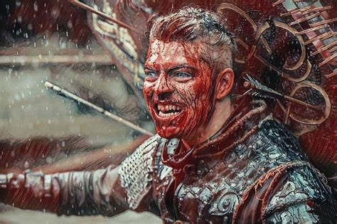 why did ragnar kill his son quot vikings ivar the boneless quot by francisco couto redbubble