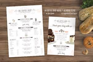 Free Coffee Shop Menu Template by 19 Coffee Shop Flyer Templates Free Psd Ai Vector