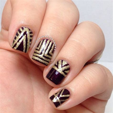 Nail Deco by Deco Nails Gatsby Roaring 20 S