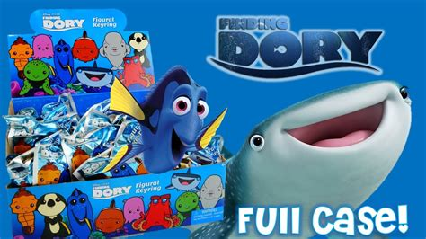 Disney Finding Dory Keychain disney finding dory figural keyring blind bags complete
