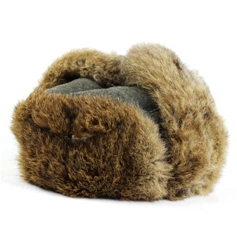 Winter Hat Wh 44 44th collectors avenue officers winter fur cap w wh