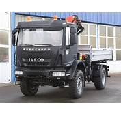 Foto  A21S5H8770 4x4 Eurocargo Camion Offroad Iveco