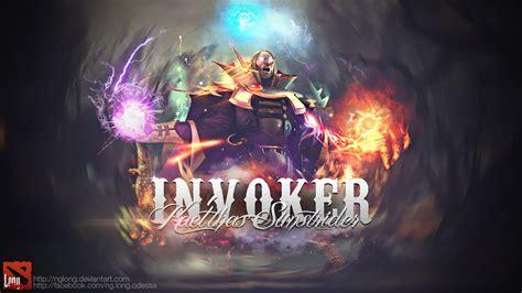 Gelang Quas Wex Exort Invoker Dota 2 Gaming immortal treassure 2 is amazing and invoker almost arcana