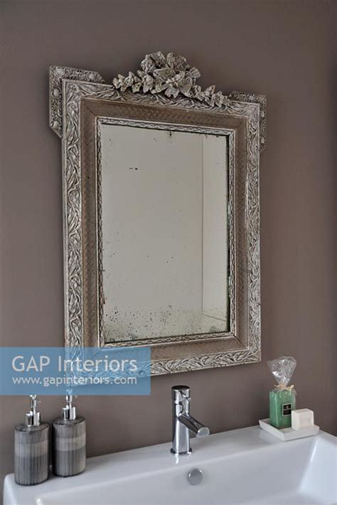 gap interiors modern bathroom mirror image no 0071431