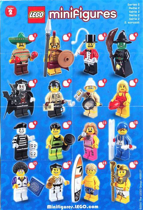 5 Piihan Minifigure Seri 1 lego minifigures series 2 conners lego minecraft doctor who and pvz board lego