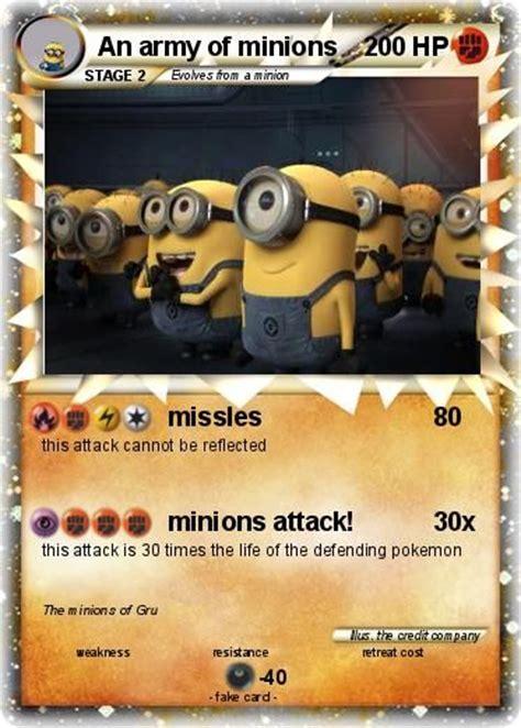 pokemon  army  minions qn missles  pokemon