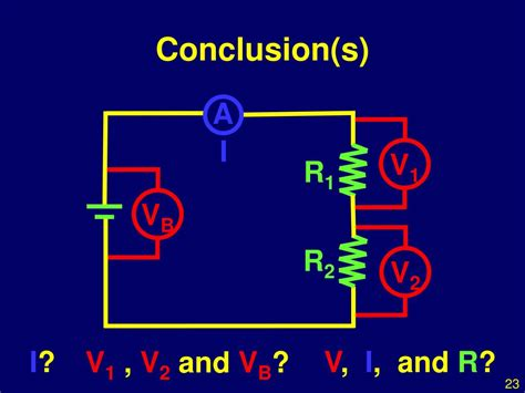 investigating resistors in series and parallel ppt investigation ohms resistances in 28 images ppt ohm s magic triangle powerpoint