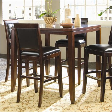 American Drew Dining Room Table by American Drew 912 707 Tribecca Bar Table Contemporary