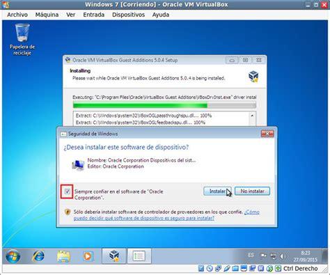 tutorial virtualbox linux mint tutorial virtualbox iv ajustes post instalaci 243 n