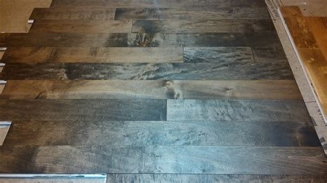 Can You Stain Maple?   A MAX Hardwood Flooring