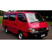 2004 Toyota Hiace Diesel $1 NO RESERVE $Cash4Cars