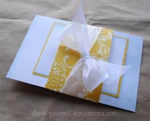 do it yourself wedding invitations printing onto diy kits and more