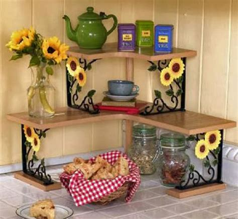 Sunflower Kitchen Accessories by Best 25 Sunflower Themed Kitchen Ideas On