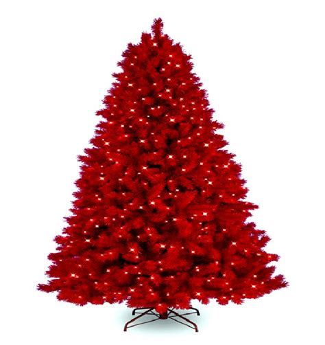 red christmas tree red artificial christmas tree decor home design and home
