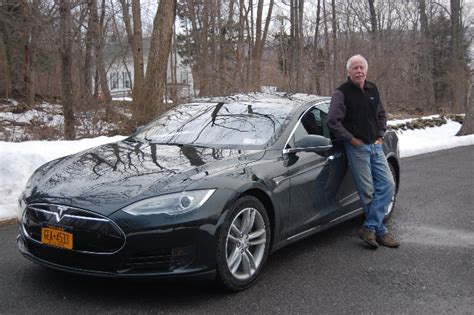 Tesla Model S Delivery With 2013 Tesla Model S Some Bikes Don T Fit