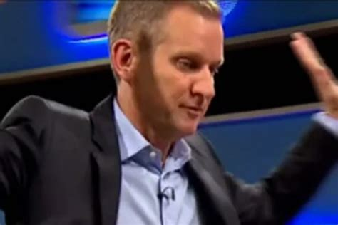 theme music jeremy kyle show jeremy kyle watch the moment host storms off stage in