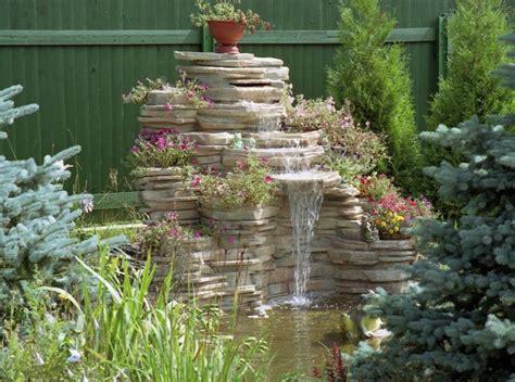 jardines  fuentes de agua