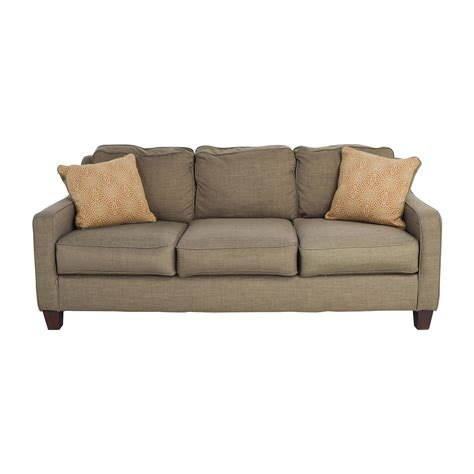 ashley furniture brown couch belona luna sofa on a budget