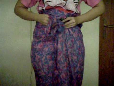 Piyama Satin Lengan Panjang Polos kimono satin panjang videolike
