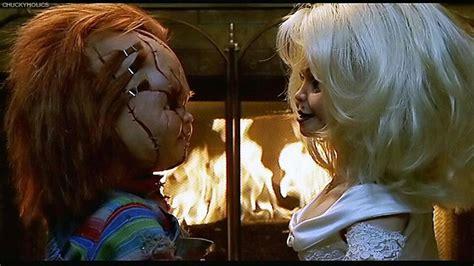 film chucky and tiffany chucky tiffany chucky pinterest chucky horror and