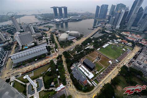 imagenes satelitales de singapur circuito de singapur de d 237 a f1 al d 237 a
