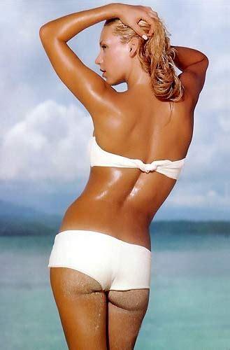 Anna Kournikova Leaked Nude Photo