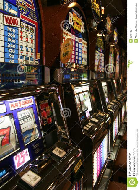 casino slot machines stock image image  lottery excite