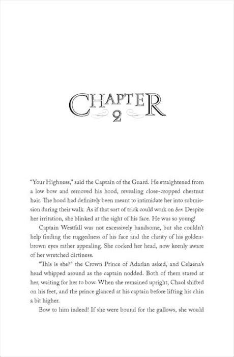Throne of Glass #1: Throne of Glass - Scholastic Shop