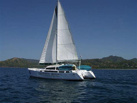 manta ray sailing catamaran costa rica manta ray sailing catamaran costa rica sailing