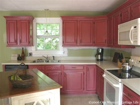 country style kitchen cabinets colors with oak cabinets