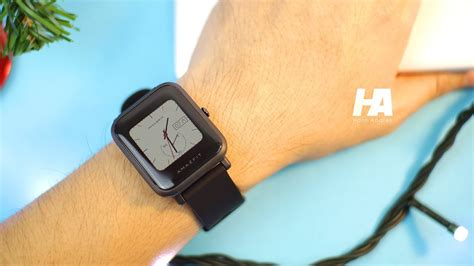 Xiaomi Amazfit Bip Smartwatch xiaomi huami amazfit bip review pace lite youth
