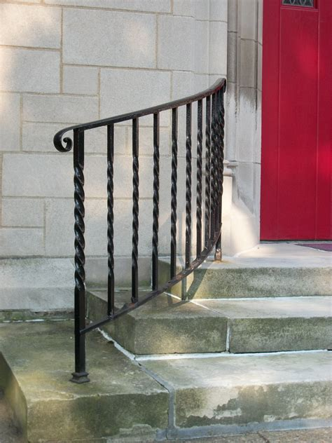 Handrails On Steps St Paul S Epistle Steps To Narthex Complete