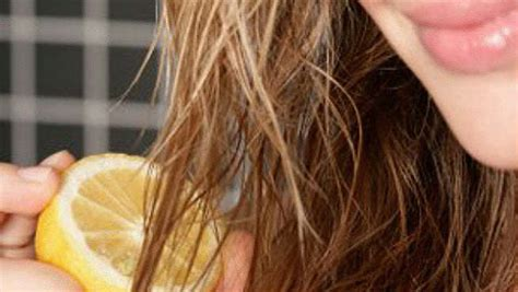 posistives of lightening dye how to dye or lighten your hair simply with lemon juice