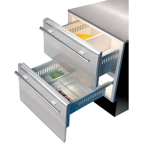 subzero 700bf 27 quot integrated all freezer drawer