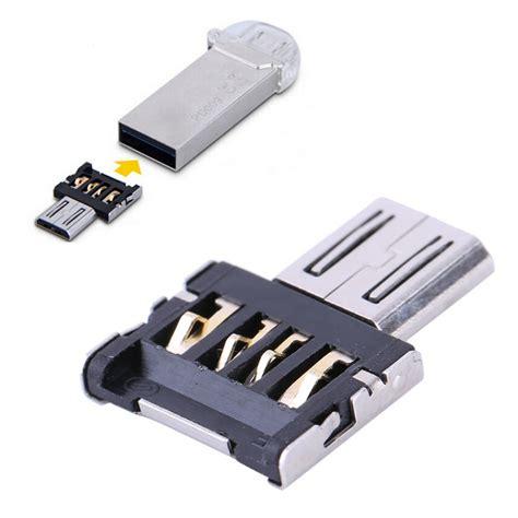 mini usb flash disk u disk otg converter adapter for