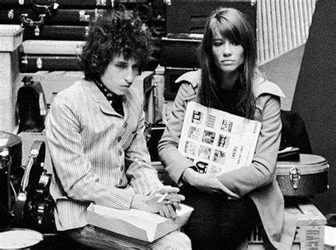 francoise hardy and bob dylan fran 231 oise hardy 171 dopo 50 anni ho ricevuto le lettere d