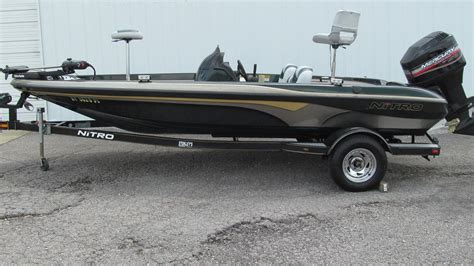nitro bass boat on craigslist nitro nx new and used boats for sale