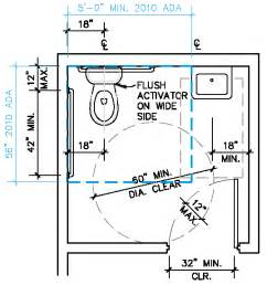Bathroom Floor Plans With Dimensions by Ada Bathroom Layout Galleryhip Com The Hippest Galleries