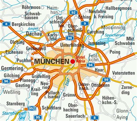Englischer Garten Umweltzone by Travel Directions To Munich And The Hotel Adria M 252 Nchen In