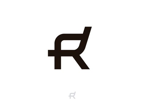 r chair roomy logo by luis grueiro dribbble