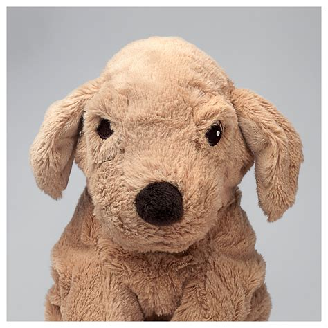 ikea dog gosig golden soft toy dog golden retriever 40 cm ikea